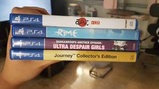 Ps4 games Unique games Cheap price for sale