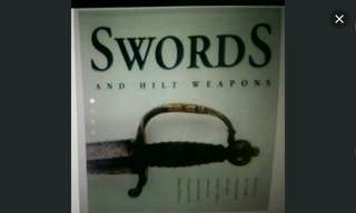 Swords & hilt weapons