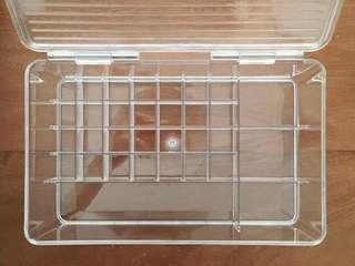 InterDesign Acrylic Storage for cosmetics/craft items/etc