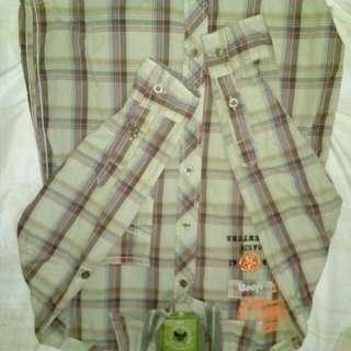 Baju kanak kanak lelaki