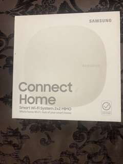 Brand New Samsung Connect Home (sealed)