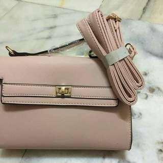 Sling Bag dusty pink