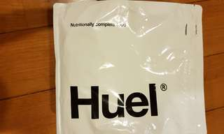Huel Oat and Protein Powder Shake (From UK)