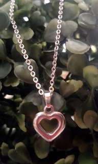 Heart Stainless Necklace