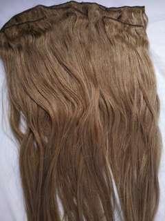 human extention hair