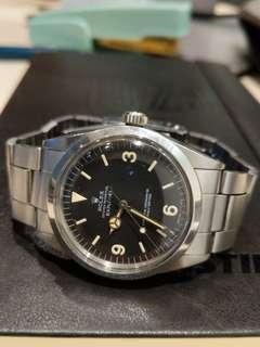 Rolex explorer 1016/7836 Bracelet/258 End Link/Year 1969