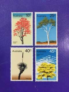 1978 Australia Mint Stamp Set