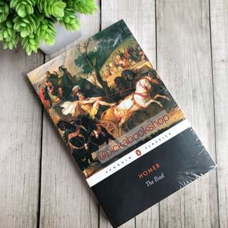 The Iliad - Homer (Penguin Classics)
