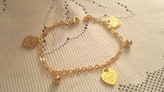 Tiffany Stainless Bracelet