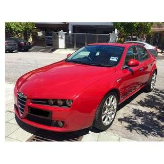 Alfa Romeo 159 2.2(A)JTS SELESPEED LIKENEW Must View