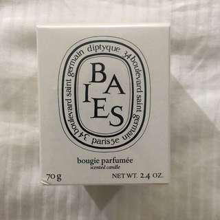 NEW 40% OFF Diptyque Baies Candle 70g