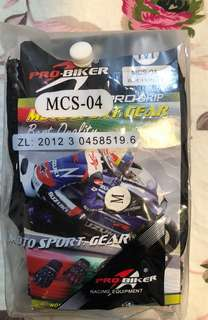 M size riding gloves
