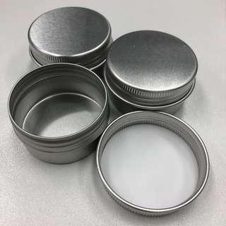 旅行必備 便攜 鋁質 護膚品 化妝品 分裝瓶 30G