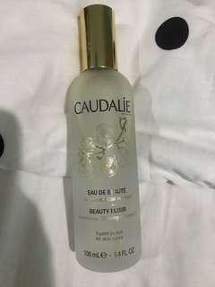 Used Caudalie Beauty Elixir Face Mist 100ml