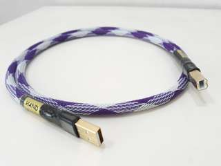 USB A to B Digital Hi-Fi Cable