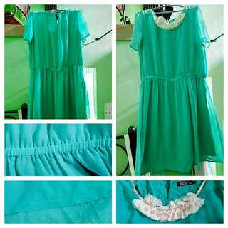 Wanko Green dress