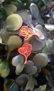 Roses Stainless Earrings