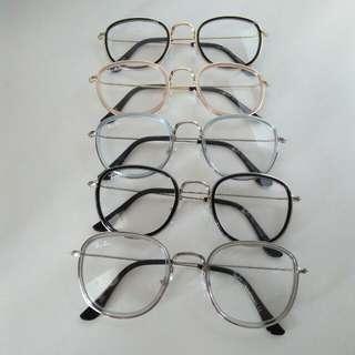 Rayban Square 2.0 Optical Eyeglasses / Spectacles Eyewear Frame