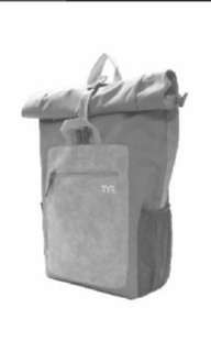 Tyr roll down backpack