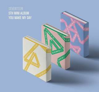 [INCOMING STOCK/UNSEALED] SEVENTEEN MINI 5 YOU MAKE MY DAY