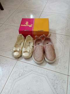 Polo girls shoe used price for one pair.