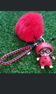 😲GSS CRAZY SALE!! Cute 3D Keychains
