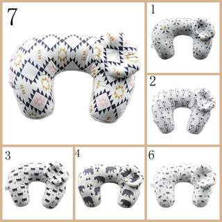 U-shaped Maternity Nursing Baby Pillow