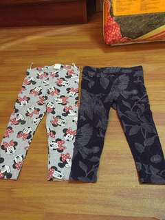 Cotton On & Babygap Legging