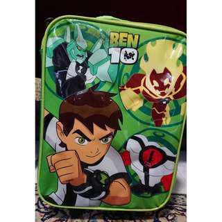 Must Go! Ben 10 Travel Trolley Bag for Kids