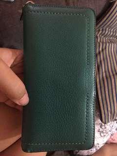 Repriced!!! Original coach zippy long wallet