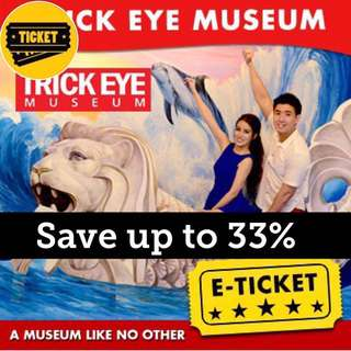 Trick Eye Museum 🇸🇬