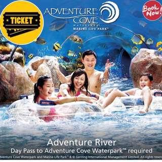 Adventure Cove Waterpark 🇸🇬