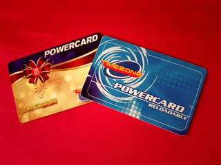 🚚 Timezone Limited Edition Powercards