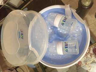 Bottle Microwave Sterilizer