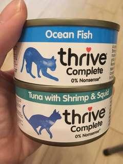 Thrive 貓罐頭