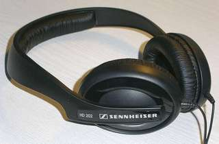 Headphones Sennheiser HD 202