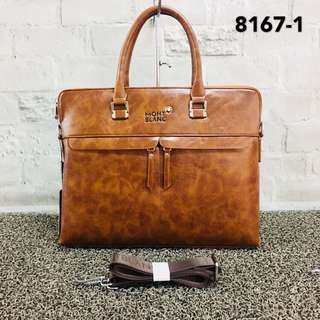 BRIEF CASE MONT BLANC HIGH QUALITY