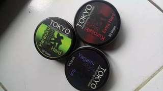 Pomade Tokyo Hair Styling