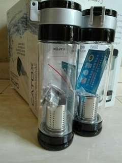 Botol air alkaline#botol air filter kangen water#botol air terapi kesehatan