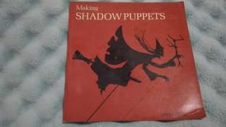 Puppet Shadow Imported art Book