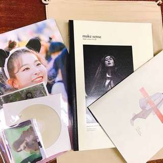 SEULGI韓站 SENSIBLIE K 2ND PHOTOBOOK