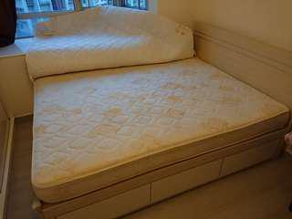 King Koil mattress 愛皇健 床褥