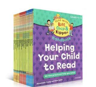 Oxford Reading Tree Level 4-6 (25 books)