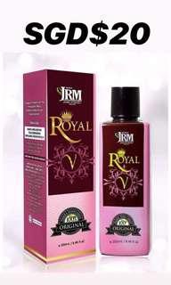 Royal V & Mushtanir Combo (Instock) - SALE!
