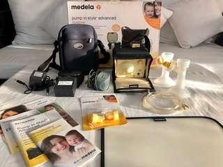 Medela Pump in Style Advances (Metro Bag)