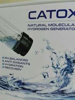 Inovasi terbaru botol water hidrogen batumineral alkaline