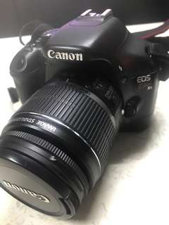 Canon 550D+18-55mm