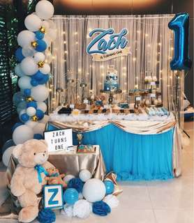 Dessert Table Styling Packages