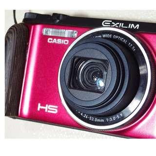 美顏數位隨身機CASIO EX-ZR1000