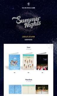 Twice Summer Nights Album